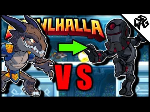 Opponent Switch! Diamond Ranked 1v1's - Brawlhalla Gameplay :: This Is New!