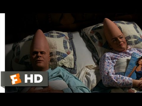 Coneheads (9/10) Movie CLIP - Stability & Contentment (1993) HD