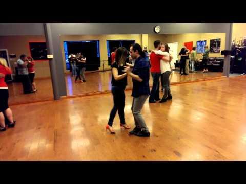 Kizomba at DF Dance Studio in Salt Lake City