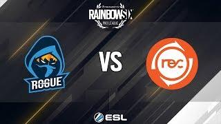 Rainbow Six Pro League - Season 9 - NA - Rogue vs. Team Reciprocity - Week 3