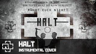 Watch Rammstein Halt video