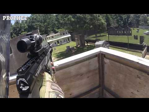 Task Force Tiger (Prophet) / Modern Combat Sports (Mag-Fed Paintball) ...