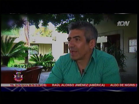 Entrevista de Chapis con José Luis Montes de Oca en Zona Chiva de TDN. 8 de Octubre de 2013