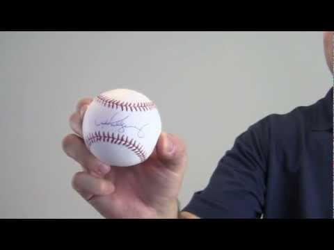 Alex Rodriguez Autographed Baseball - SM Holo