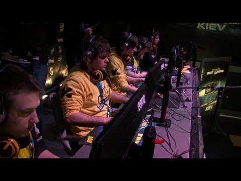IEM Kiev Counter-Strike Grand Finals - Natus Vincere vs. SK Gaming