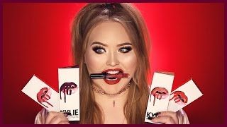 Download Lagu KYLIE JENNER LIP KITS | First Impressions & Swatches Gratis STAFABAND