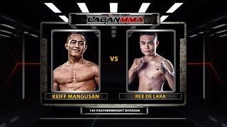 Download Lagu Keiff Mangusan vs. Rex De Lara I PXC Laban MMA Gratis STAFABAND