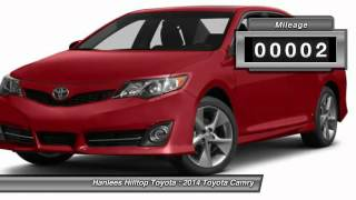 2014 Toyota Camry Richmond CA E37134