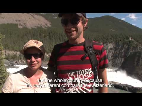Nahanni National Park Reserve: Virginia Falls - Northwest Territories, Canada