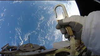 Download Lagu 2 minutes d'une vertigineuse sortie dans l'espace depuis l'ISS Gratis STAFABAND