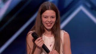 """Cette candidate de """"America's Got Talent"""" est la preuve qu'il ne faut pas se fier aux apparences"""