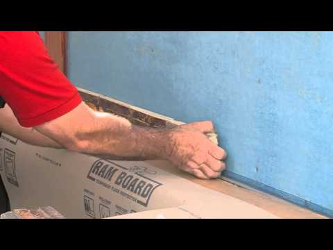 How To Lay Stacked Stone Feature Wall - DIY At Bunnings