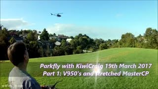 Parkfly with KiwiCraig 19-3-17: Part1 V950