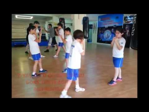 Boks Training .boks Teknikleri 7-yaş üstü çocuklara Boks Dersleri Başladı..