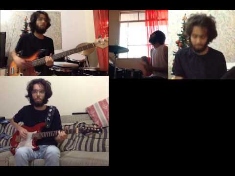Supermassive Blackhole - Muse. One man band cover.