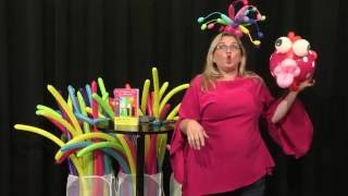 Balloon Fish - Balloon Animals Tutorial
