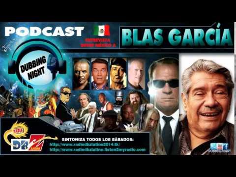 ENTREVISTA A BLAS GARCIA - DUBBING NIGHT - RADIO DBZ LATINO + DESCARGA