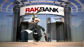 Rak Bank - Rabbit