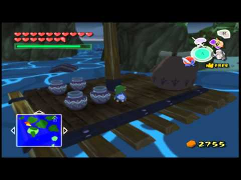 Legend of Zelda: Wind Waker part 61 Trading Side Guest