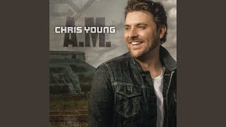 Chris Young Lighters In The Air