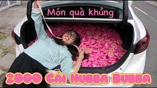 2000 Hubba Bubba In Car