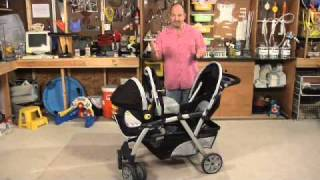 Chicco Cortina Together Stroller: Review Video