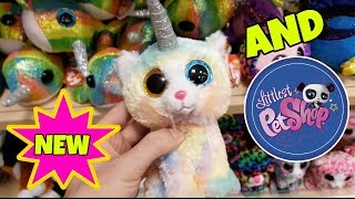 Toy Shopping Vlog: Beanie boos, LPS , MLP, Feisty pets TOY HUNT