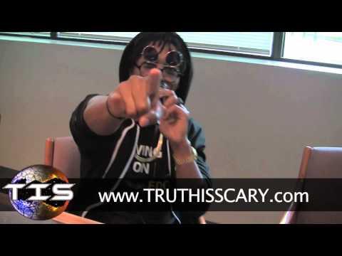 Lupe Fiasco Talks Aliens, Presidential Power, Survival, Batman Shootings, & More w/ TRUTHISSCARY.com