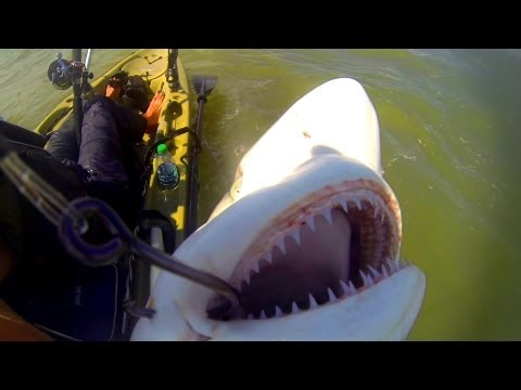 Kayak Fishing: Offshore Trip Gone Wrong - Part 3