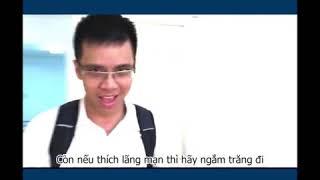 Thầy giáo 9x Nguyễn Thái Dương dạy tiếng Anh bằng nhạc chế bài Despacito