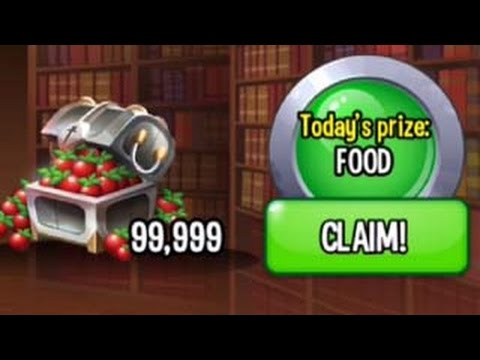 ACADEMIC CALENDAR Gold Chest Prize 30 Gems and Food in Dragon City