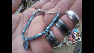 Beach Metal Detecting Ring Ring Ring