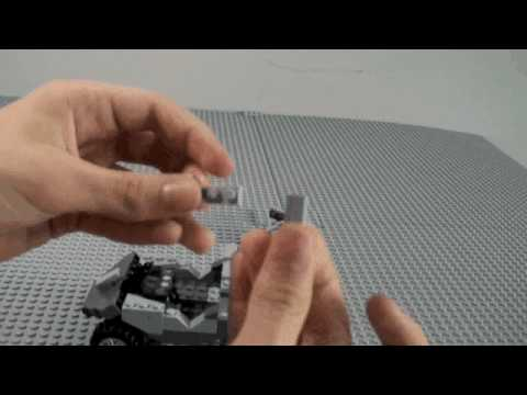 How to Build a LEGO Halo Warthog
