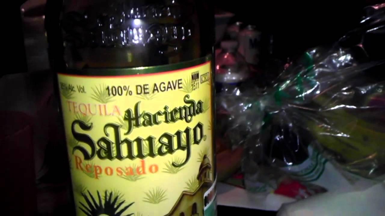 Tequila Hacienda Sahuayo Review Tequila Hacienda