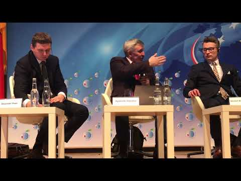 Михаил Гончар: Северный поток-2 и зачем Европе ГТС Украины