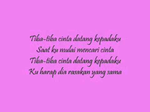 download lagu Tiba Tiba Cinta Datang  Maudy Ayunda gratis