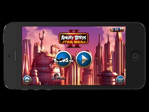 Review: Angry Birds Star Wars II