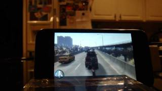 GTA 4 on ipod touch
