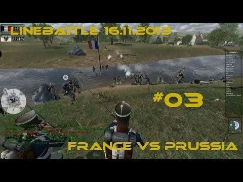 Linebattle 07.12.2013 - Conquest - France vs Prussia - #03
