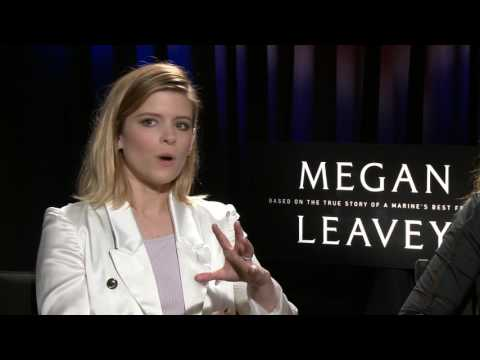 MEGAN LEAVEY Interview With Kate Mara And Director Gabriela Cowperthwaite
