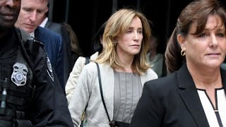 What Can Felicity Huffman Expect if Sentenced to Prison?