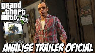 GTA V - Análise do Trailer oficial de lançamento para a nova geração