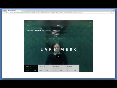 Adobe XD September Update: Web Prototype Full Screen Viewing | Adobe Creative Cloud