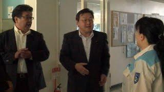 茨城県議会保健福祉委員会県内調査(平成27年6月24日)