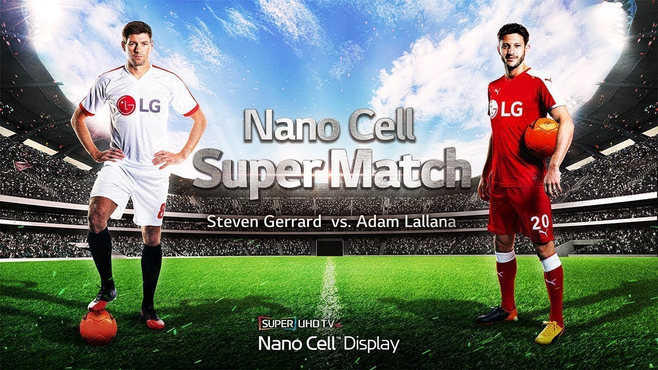 LG Super UHD Nano Cell TV - Super Match! #Sponsored