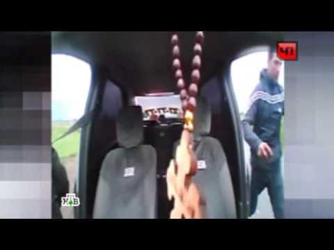 Сотрудник уголовного розыска спас таксиста от преступников. Дерзкое нападение на таксиста в Абакане.