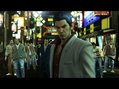 Your Next Favorite - Yakuza: Kiwami and Yakuza 6 Demo