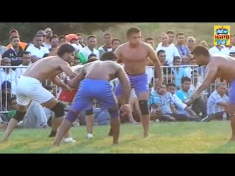 Media Punjab TV  France Kabbadi Part 3