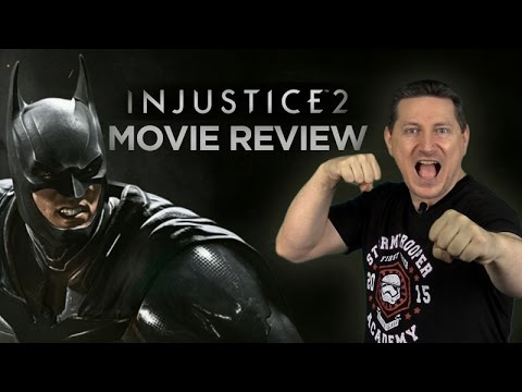 Injustice 2 Movie Review