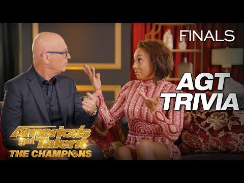AGT Trivia! Test Your AGT Knowledge With These Fun Questions - America's Got Talent: The Champions